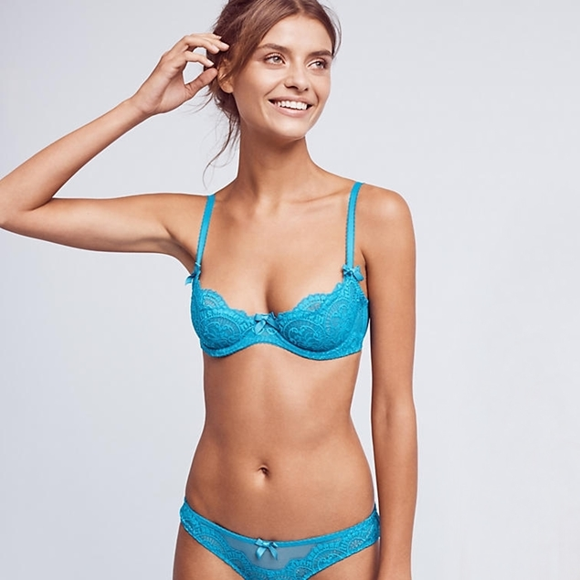 Picture of Floral Lace Bra