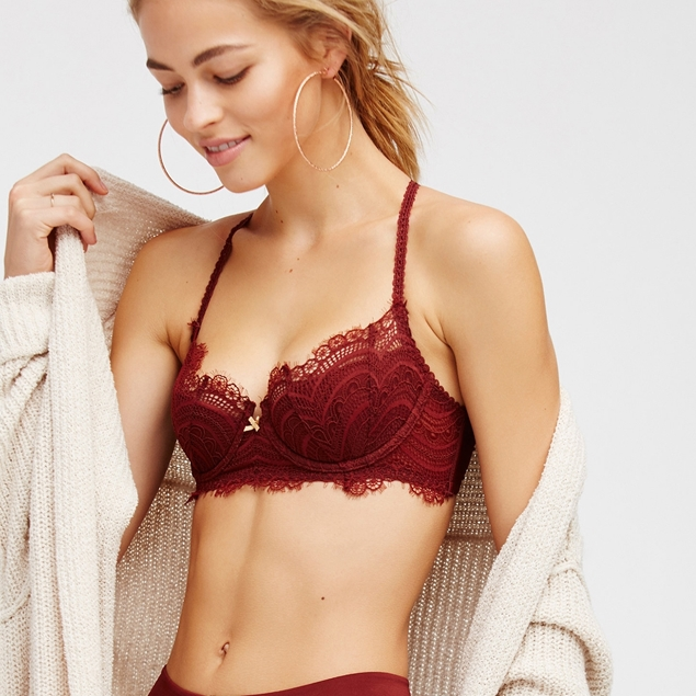 Picture of Sexy Light Plunge Bra